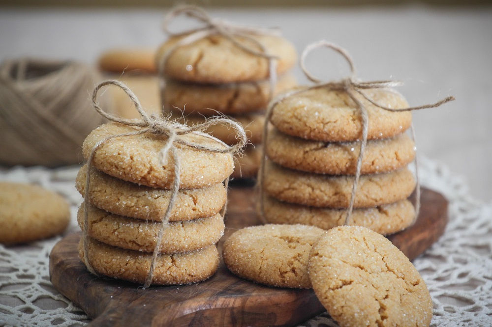 как испечь печенье с медом