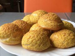 Мастер-класс с фото: французские заварные пирожные Шу с тестом craqueline