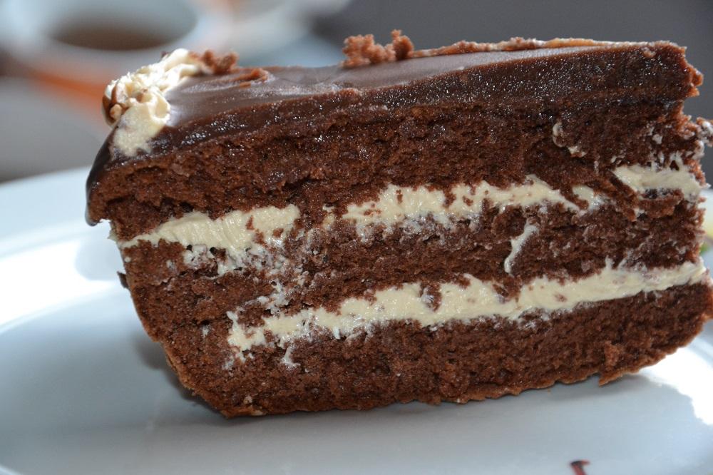 Торт Прага, рецепт приготовления пошагово с фотографиями