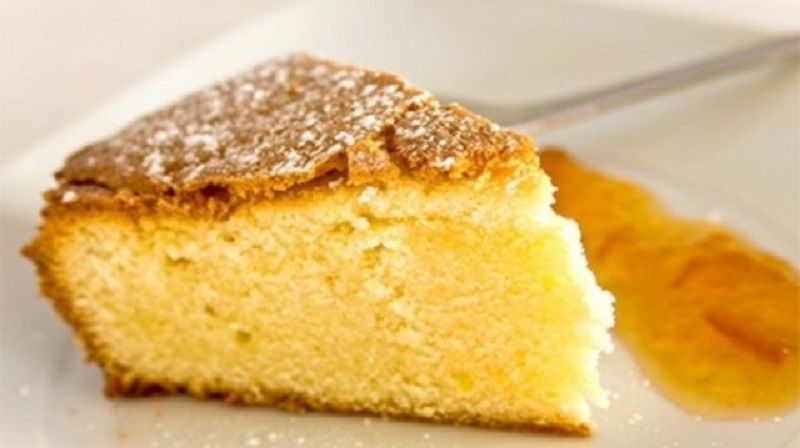 Рецепт обычного классического бисквита