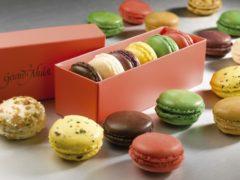 Macarons или макаруны? 3 вида макаронс: шоколадные, фисташковые и пекан с кленовым сиропом