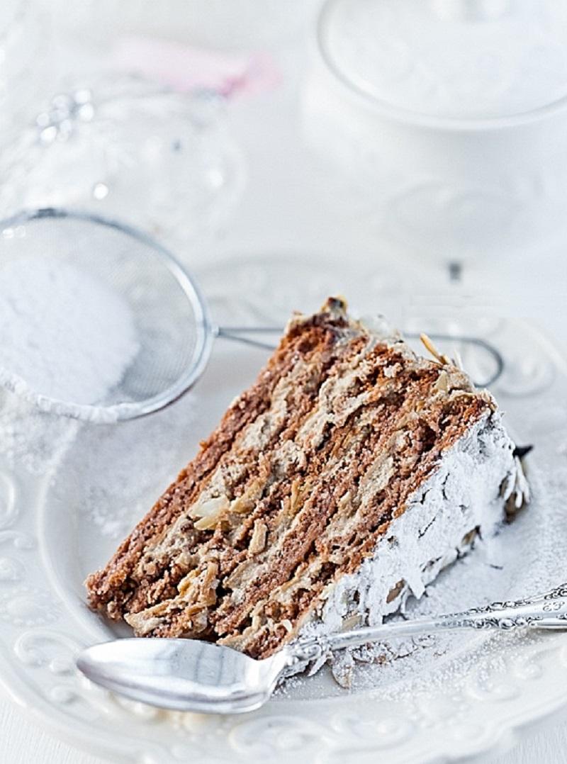 Tort-Agnes-Bernauer-recept