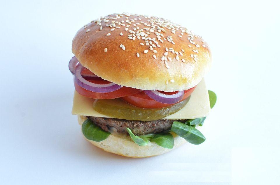 Булочки для гамбургеров рецепт теста