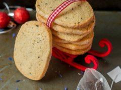 Песочное печенье «Лондонский туман» рецепт