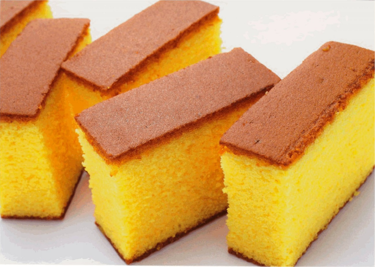 Апельсиновый шифоновый бисквит