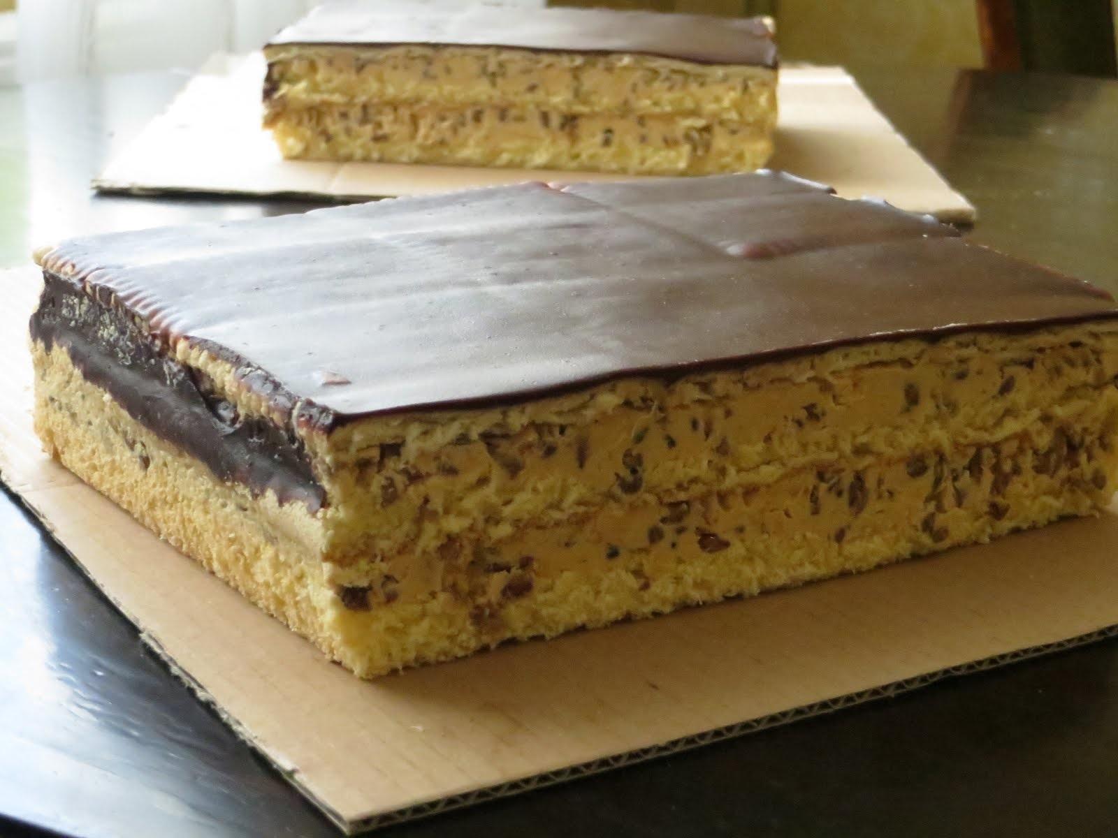 Торт бисквитный со сгущенкой рецепт с фото