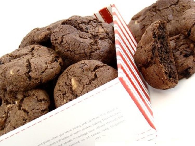 Печенье три шоколада рецепт
