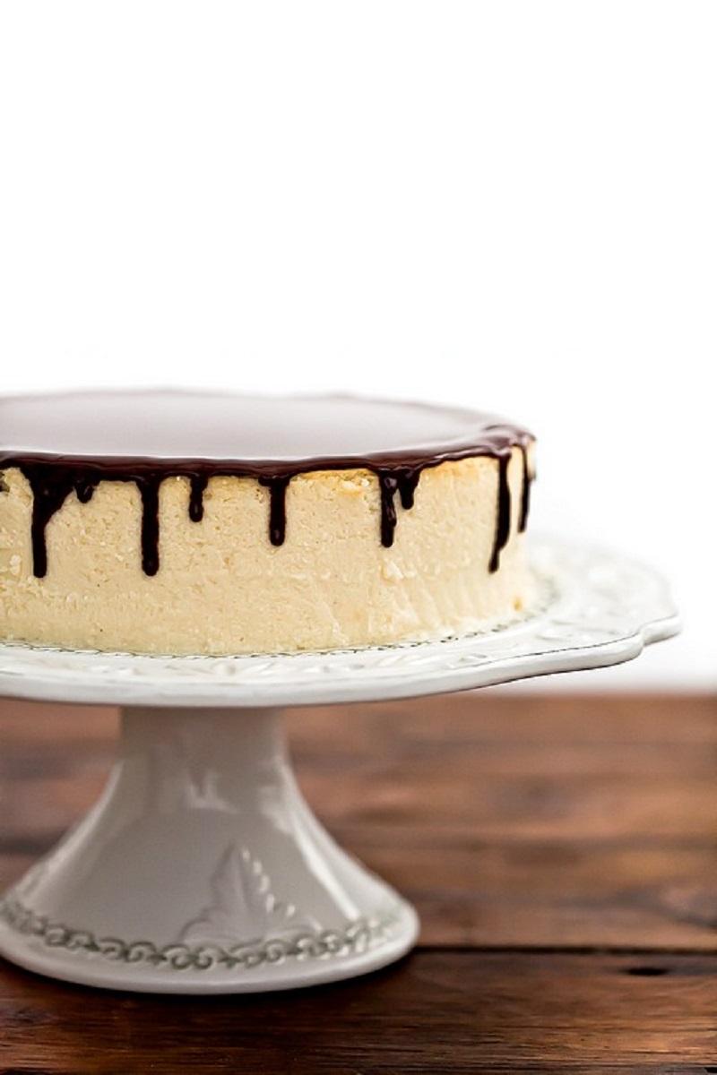Венский творожный пирог на Пасху