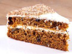 Лучший рецепт морковный торт фото