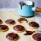 Печенье бисквитное с желе из апельсина