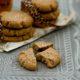 Рецепт печенья с халвой