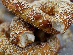 Турецкие бублики рецепт с фото Simit