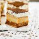 Тортики из печенья без выпечки, рецепт с фото