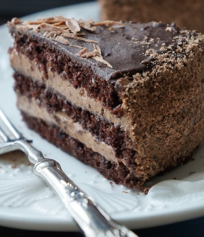 Вкусный шоколадный торт, лучший рецепт