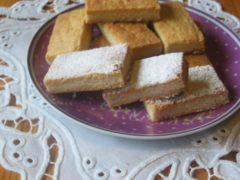 Классическое шотландское печенье песочное