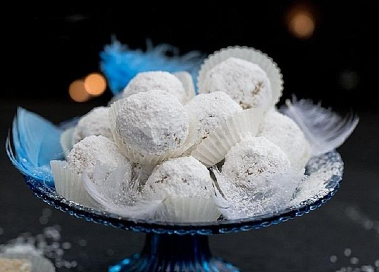 Диетические десерты: пралине миндаль-кокос