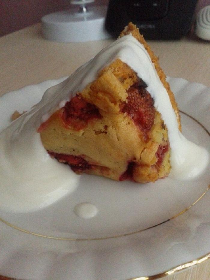 Самый простой торт в мире рецепт