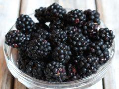 Варенье из ежевики с целыми ягодами, рецепт с фото