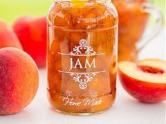 Рецепт персиковый джем на зиму