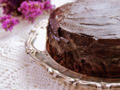 Быстрый и простой рецепт шоколадного торта