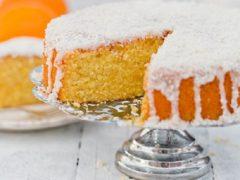Рецепт лучшего апельсинового бисквита