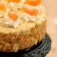 Рецепт торта Malakoff — австрийский миндальный торт без выпечки