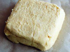 Классическое слоёное бездрожжевое тесто