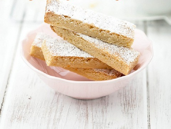 Простое и вкусное песочное печенье