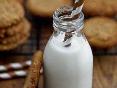 Рецепт печенья из цельнозерновой муки с изюмом и орехами