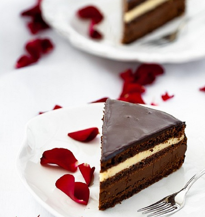 Рецепт шоколадного торта Андалузия