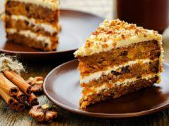 Морковный пирог самый простой и вкусный рецепт с фото