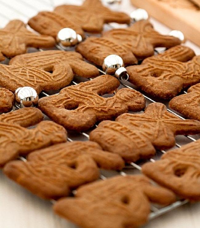 имбирное печенье в домашних условиях к новому году