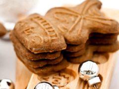 Имбирное печенье — лучшие рецепты