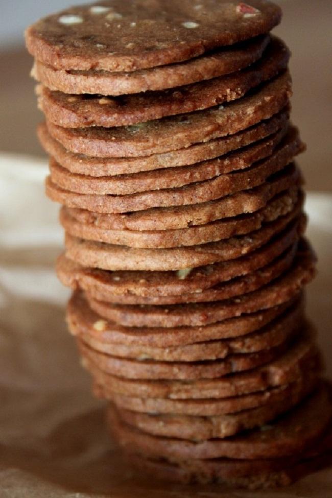 Имбирное печенье с корицей и кардамоном как в ИКЕА