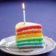 Торт Радуга: 5 простых рецептов