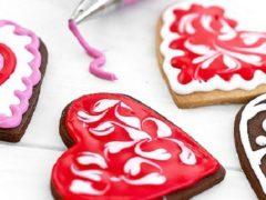 Печенье Сердечки: 10 рецептов на день влюбленных