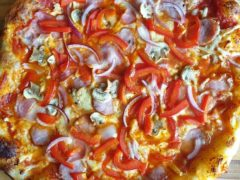 Рецепт тесто для итальянской пиццы