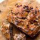 Дрожжевой хлеб домашний рецепт с клюквой и грецким орехом