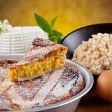 Пастьера наполетана — рецепт неаполитанского пасхального пирога