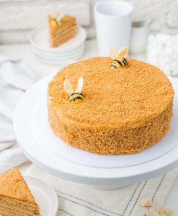 торт медовик можно ли заморозить готовый