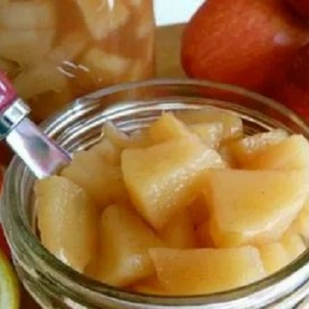 рецепты яблочной начинки для сладкого пирога