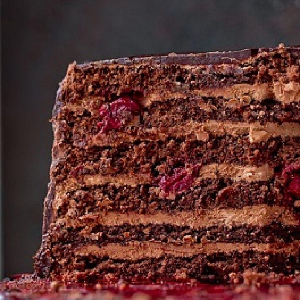 шоколадный лучший торт на день рождения в домашних условиях идеи
