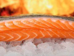 Можно ли заморозить соленую красную рыбу