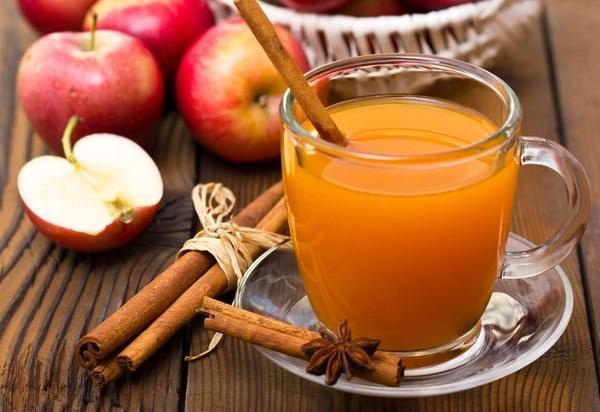 яблочный сидр приготовленный в домашних условиях