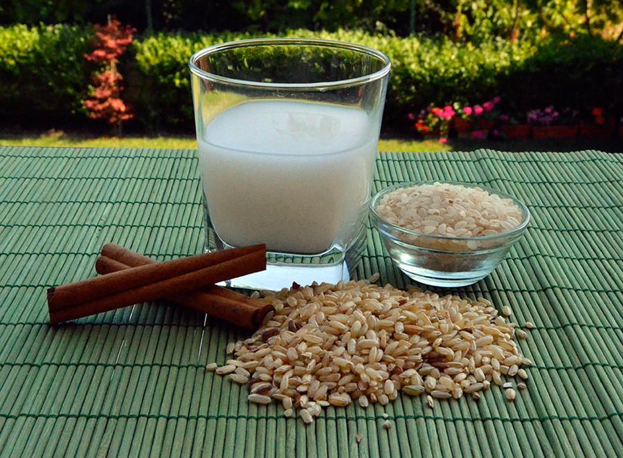 Рисовое молоко из коричневого риса