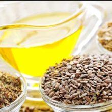 Масло льняное — информация о льняном масле