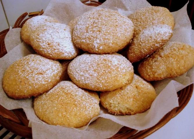 Безглютеновое медовое печенье на рисовой муке