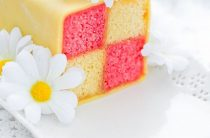 Традиционный английский торт Баттенберг Battenberg
